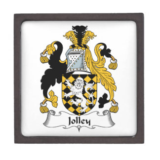 Jolley Family Crest Premium Gift Boxes