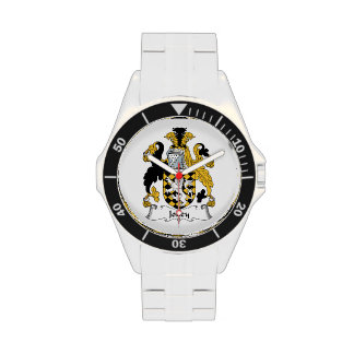 Jolley Family Crest Watches