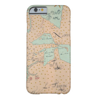 JOLLIET: NORTH AMERICA 1674 BARELY THERE iPhone 6 CASE