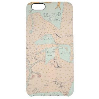 JOLLIET: NORTH AMERICA 1674 CLEAR iPhone 6 PLUS CASE