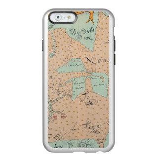 JOLLIET: NORTH AMERICA 1674 INCIPIO FEATHER® SHINE iPhone 6 CASE