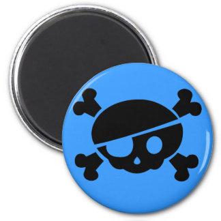 Jolly Boy 2 Inch Round Magnet