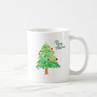 Jolly Christmas Trees Mug