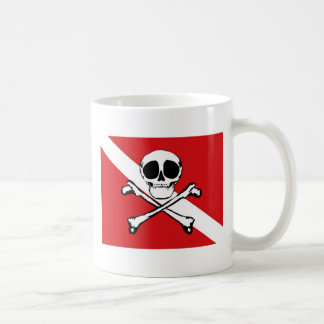 jolly Diver 2 Coffee Mugs