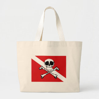 jolly Diver 2 Tote Bags