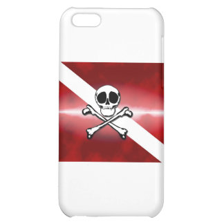 Jolly Diver Cover For iPhone 5C