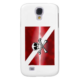 Jolly Diver Samsung Galaxy S4 Cases