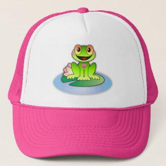 Jolly Froggy Hat
