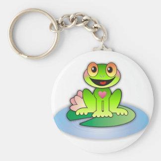 Jolly Froggy * Keychain