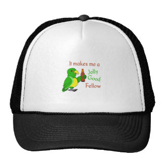 Jolly Good Fellow Trucker Hat