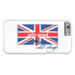 Jolly good old chap! barely there iPhone 6 case