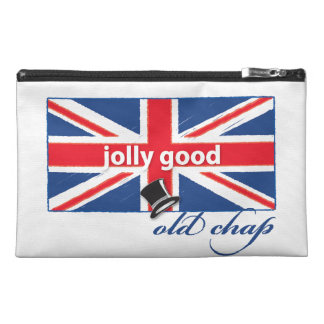 Jolly good old chap! travel accessories bag