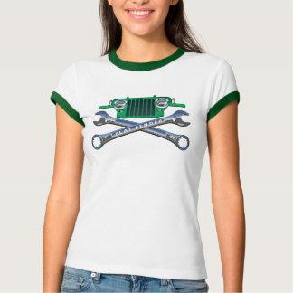 Jolly Green Flat Fender T-Shirt
