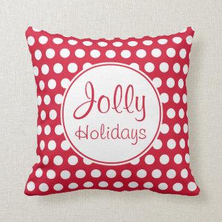 Jolly Holidays Pillow