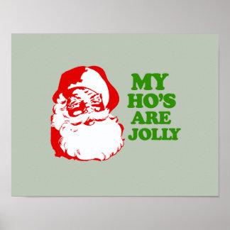 JOLLY HO'S PRINT