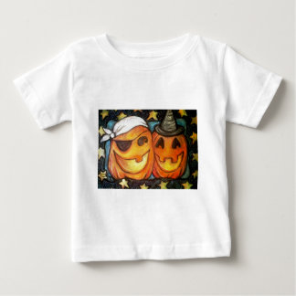 Jolly Jack-o-Lanterns Baby T-Shirt