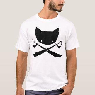 Jolly Kitty Pirate T-shirt
