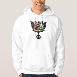 Jolly Llama Lotus hoodie
