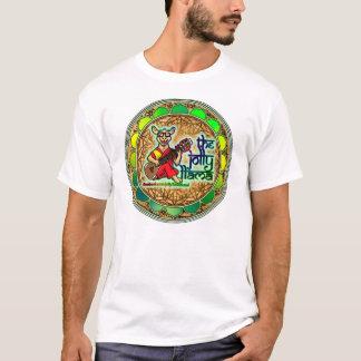 Jolly Llama Mandala Sacred Circles shirt