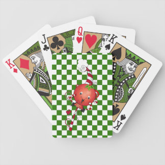 Jolly Lolly Lollipop Art Bicycle Playing Cards