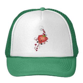 Jolly Lolly Lollipop Art Trucker Hat