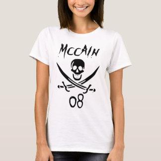 Jolly McCAIN 08 {Blackbeard} T-Shirt