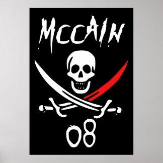 Jolly McCAIN 08 {Blood Tip} Print