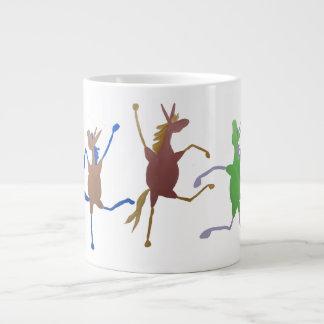 Jolly Molly Mule Large Coffee Mug Jumbo Mug