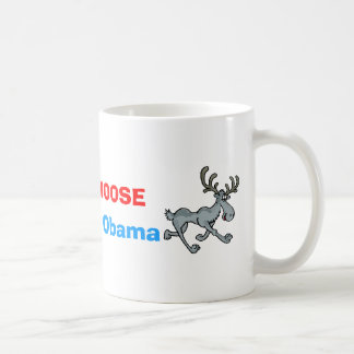 jolly-moose-cartoon, Save ...vote for obama Coffee Mug