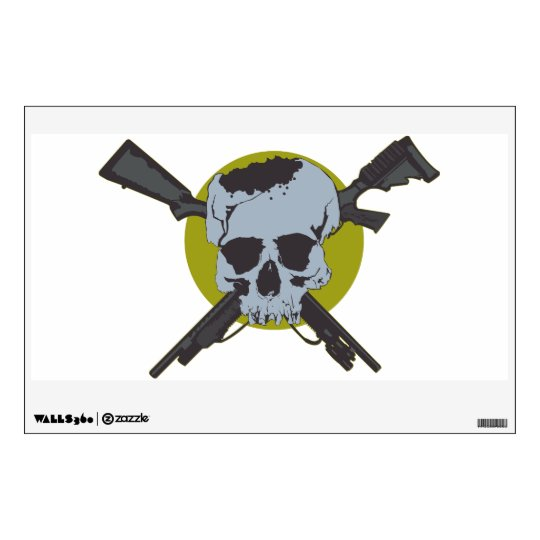 Jolly Mossberg Wall Decal