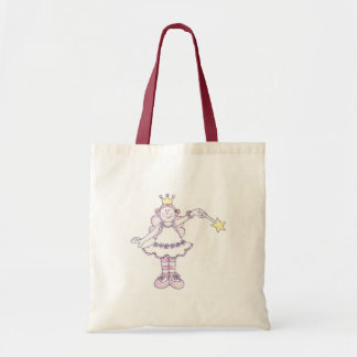 Jolly Nation Fairy Girl Budget Tote Bag
