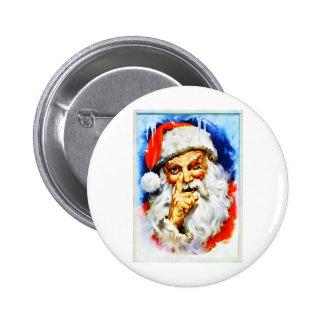 Jolly Old Saint Nick Button