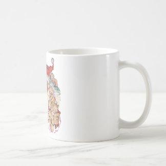 Jolly Old Saint Nick Coffee Mug