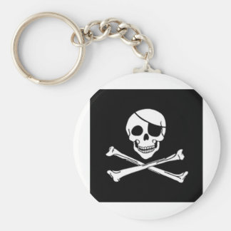 Jolly-patch Key Chains