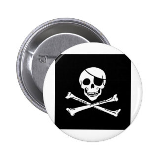 Jolly-patch Pinback Button