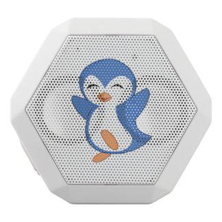 Jolly Penguin White Bluetooth Speaker