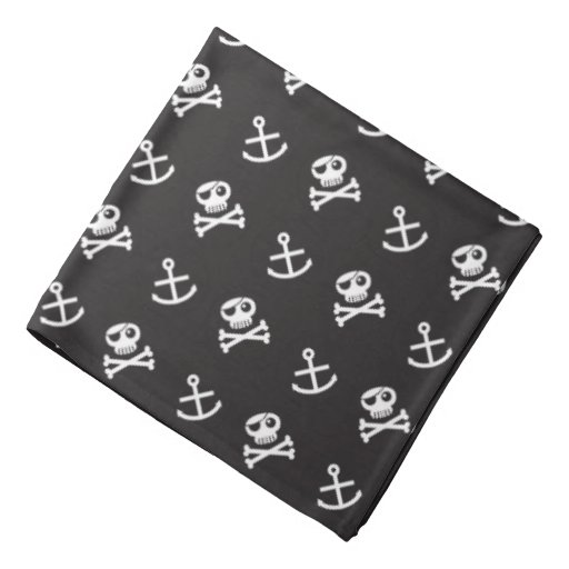 Pirate bandana template - photo#1