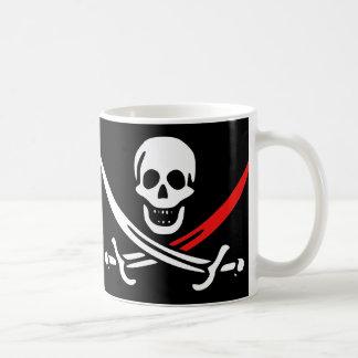 Jolly Roger BloodTip {Whitebeard} Classic White Coffee Mug