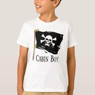 Jolly Roger Cabin Boy T-Shirt