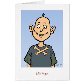 Jolly Roger Card