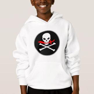 Jolly Roger (cutlass)Kids Sweatshirt