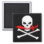 Jolly Roger(cutlass)Magnet