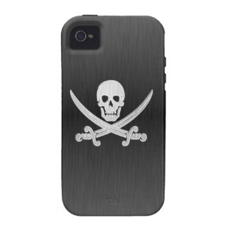 Jolly Roger Deluxe Case-Mate iPhone 4 Case