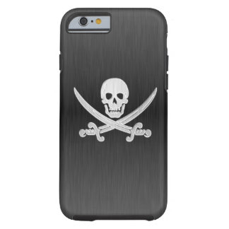 Jolly Roger Deluxe Tough iPhone 6 Case