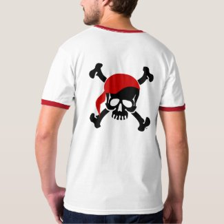 Jolly Roger 'Do Rag Shirt