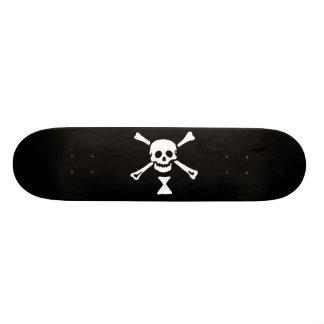Jolly Roger Emanuel Winn Pirate Flag Skateboard