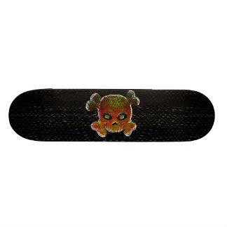 Jolly Roger Flag Skateboard Deck
