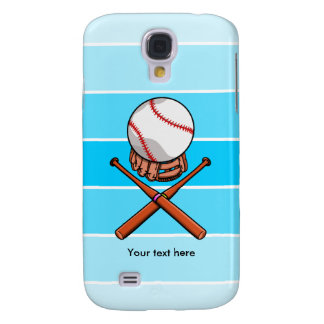 Jolly Roger for Baseball and Softball Players Galaxy S4 Case