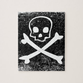Jolly Roger Jigsaw Puzzle