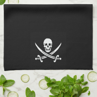 Jolly Roger Kitchen Towels
